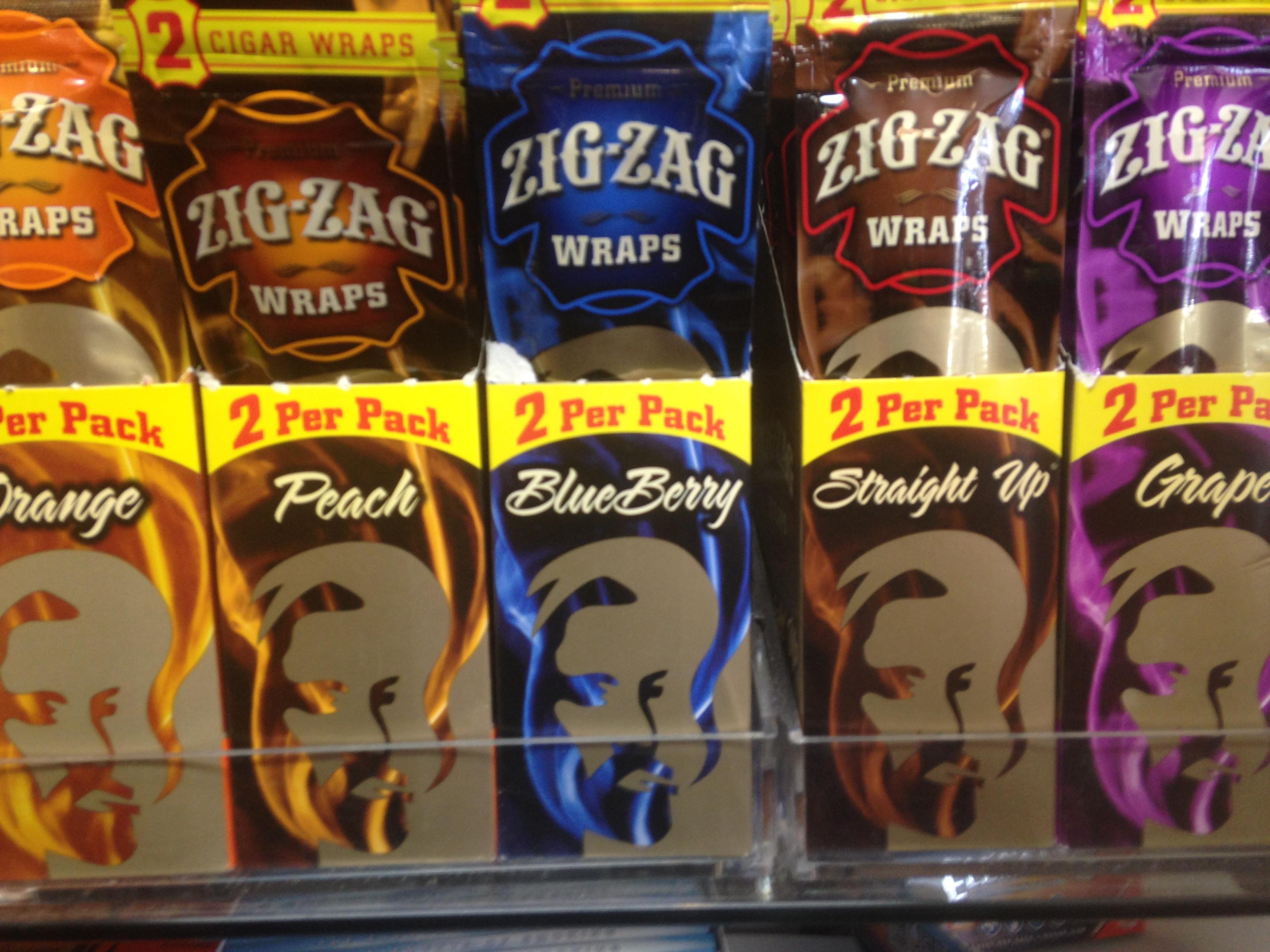 Blunt Wraps Zig Zag Wraps San Diego Smoke Shop Smoke Shack